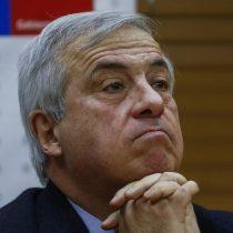 """Mañalich reconoce """"violación a los derechos humanos"""" en lesiones oculares mientras Hernán Larraín pide que """"no nos quedemos en la semántica"""""""