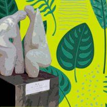 Cultura UNAB: El jardín de las esculturas en Campus Casona de Las Condes