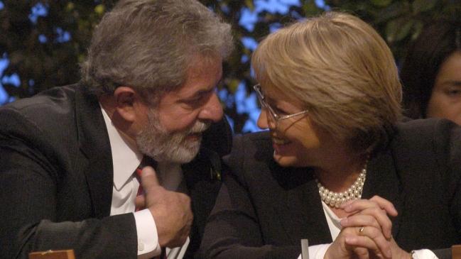 Empresario condenado por corrupción asegura que Lula le pidió plata a la constructora OAS para la campaña de Bachelet