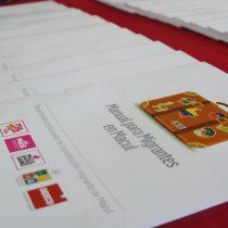 Elaboran manual para migrantes para acceder a servicios municipales