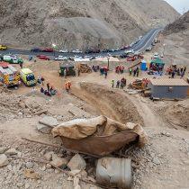 Otra tragedia minera: derrumbe en mina San Antonio deja un muerto y varios heridos