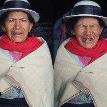 """""""Eres hermosa"""": la frase con la que un fotógrafo captó el notorio cambio de expresión de diversas mujeres"""
