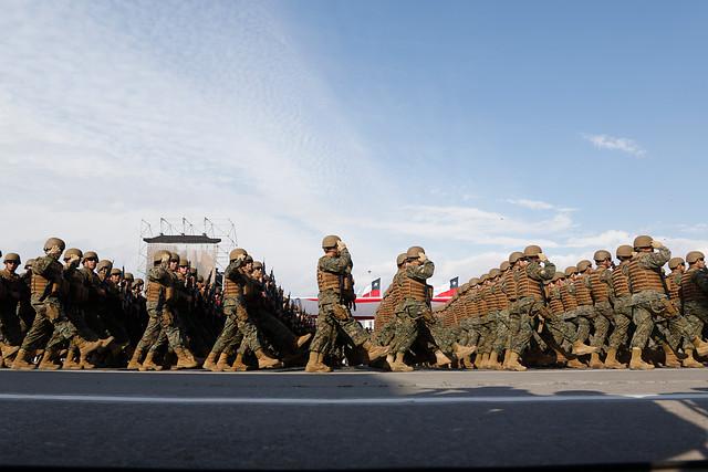 Nueva ley de financiamiento de la Defensa:
