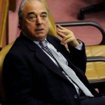 Jornada de furia le pasó la cuenta: diputado René Manuel García es sancionado con 10% de su dieta por agredir a un periodista