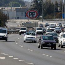 Operación Retorno: tacos en Ruta 5 Sur marcaron el sábado y hoy recomiendan volver antes de mediodía