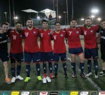 Gol de pichanga de barrio: Uruguayos persiguieron a chileno que anotó provocadora conquista en el Mundial de Fútbol 7
