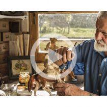 [Archivo] La maestría de Zerreitug en Sello Propio: las miniaturas de la Historia de Chile que cobran vida en dioramas