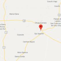 Colegios de Calama evacuan tras temblor de mediana intensidad registrado esta mañana