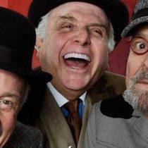 """Comedia teatral """"Viejos de mierda"""" en Teatro Nescafé de las Artes"""