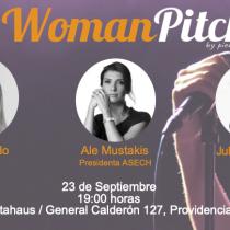 #WomanPitch: el evento donde mujeres emprendedoras compartirán su secreto
