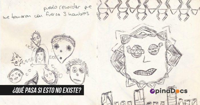 """""""¿Qué pasa si esto no existe?"""": el documental sobre la locura en Chile en un nuevo estreno de OpinaDocs"""