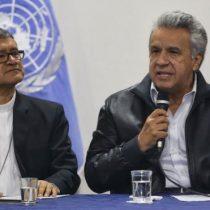 Crisis en Ecuador: Moreno deroga el decreto que eliminaba el subsidio a los combustibles y se anuncia el fin de las protestas