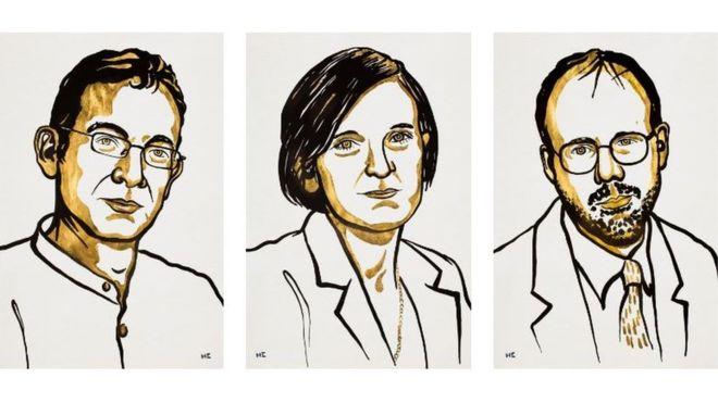 Nobel de Economía: Abhijit Banerje, Esther Duflo y Michael Kremer logran el galardón por