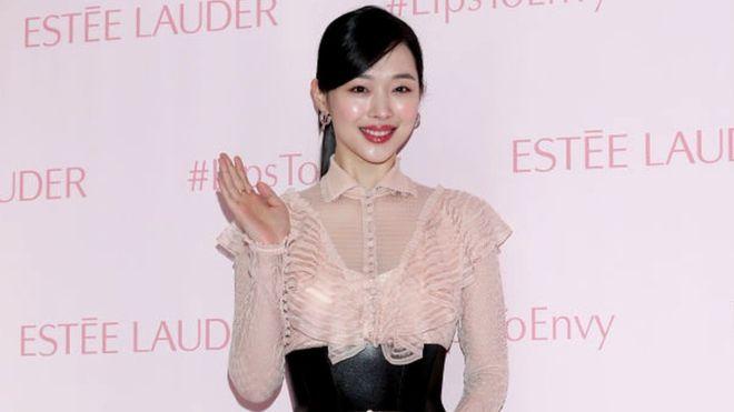 Sulli, la estrella de K-pop de 25 años que fue hallada muerta en su casa