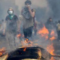 Protestas en Chile: 4 claves de la BBC para entender la furia y el estallido social en el país