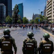 Protestas en Chile: