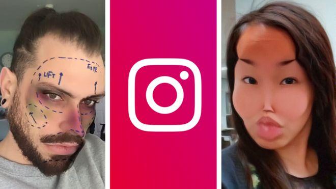 Los filtros que Instagram censurará para prevenir efectos negativos en la salud mental