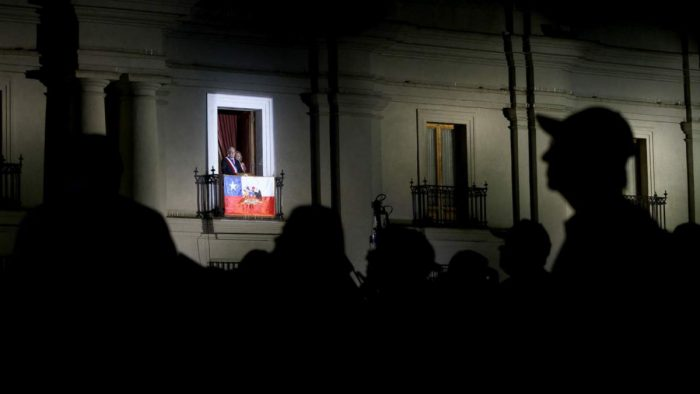 Chile: agotamiento de la democracia semisoberana
