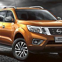 Nissan NP300 Navara 2020: suma tecnología al trabajo