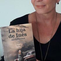 Alicia Fenieux lanza su primera novela femenina ambientada en los años 70
