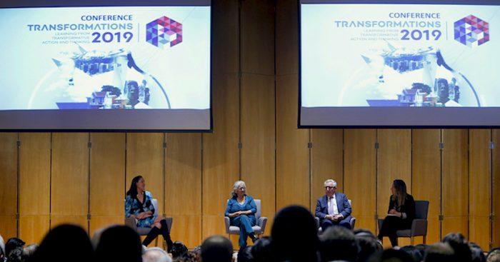 """""""Debemos promover la transformación a través de la ciencia, pero también la ciencia necesita transformarse"""""""