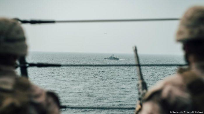 Militares de EE.UU. lanzan al mar el cuerpo de líder del Estado Islámico