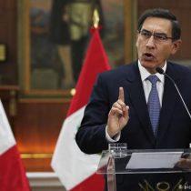 Casi 90 por ciento de los peruanos apoya la disolución del Congreso, según encuesta
