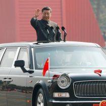 Con masivo desfile militar China celebra 70 años de comunismo