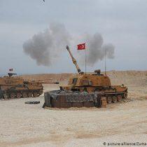 Al menos 9 muertos por ataques turcos en la frontera siria, según los kurdos