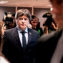 Puigdemont comparece ante Fiscalía belga y queda en libertad