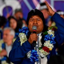Morales y Mesa irían a una inédita segunda vuelta en Bolivia