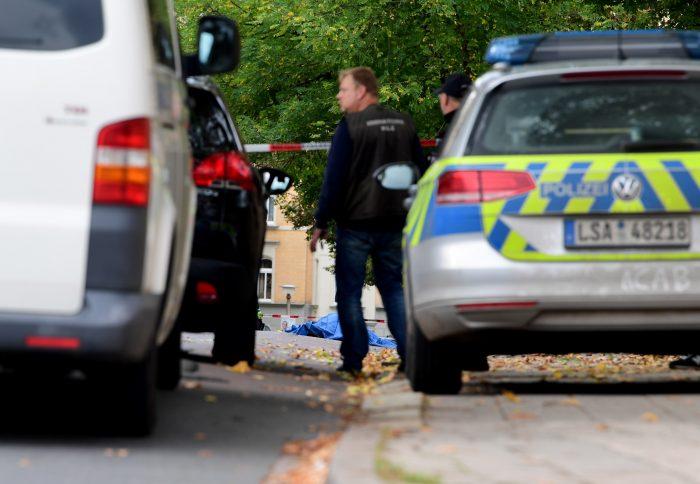 Un detenido tras un tiroteo en el este de Alemania con dos muertos