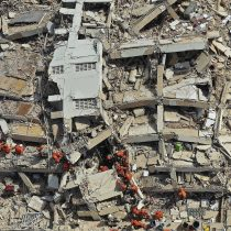 Confirman 2 muertos y 9 desaparecidos en derrumbe de un edificio en Brasil