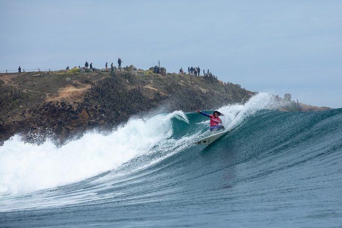 La capital del surf chileno recibe al Mundial Femenino de la disciplina
