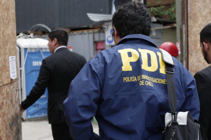 Hombre muere de un disparo en la cabeza en pleno centro de Concepción