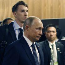 Uno menos: Vladimir Putin decide no viajar a Chile para la APEC
