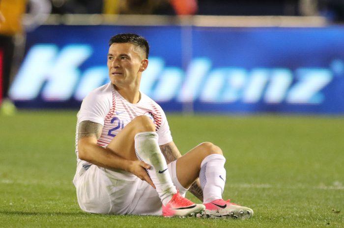 Problemas para Rueda: Charles Aránguiz y Diego Valdés, bajas por lesión en amistosos ante Colombia y Guinea