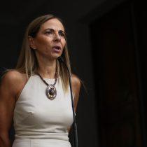 """Ministra Isabel Plá ante las críticas: """"No me arrepiento de nada"""""""