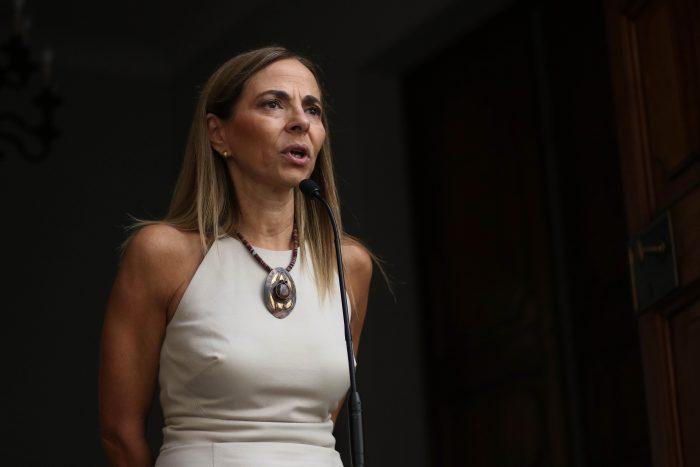 Abogadas de la organización AML Defensa de Mujeres piden la salida de la ministra Isabel Plá