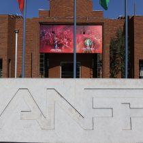Coronavirus: ANFP suspendió momentáneamente todos los encuentros del fútbol profesional chileno