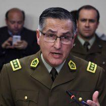 Diputados presentan reforma para que se pueda acusar constitucionalmente a general director de Carabineros
