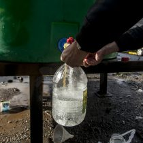 Aún no: pese a los anuncios previos, el agua potable no volvió este lunes a Puerto Octay