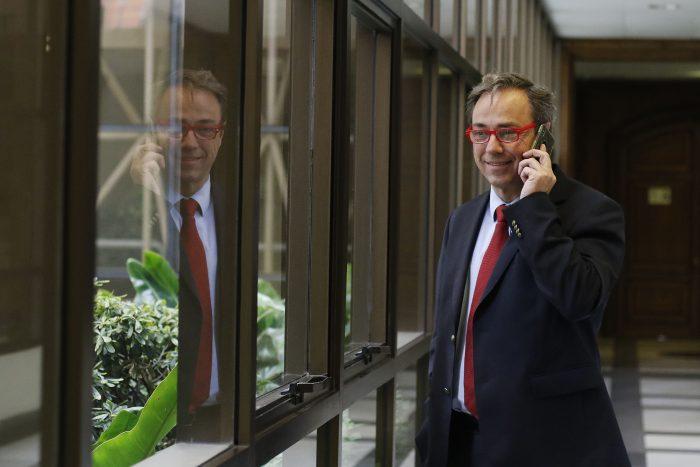 Caso diputado Eguiguren: Fiscalía inicia investigación por presunto fraude al Fisco