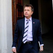 Por unanimidad: UDI designó a Felipe Salaberry como secretario general del partido
