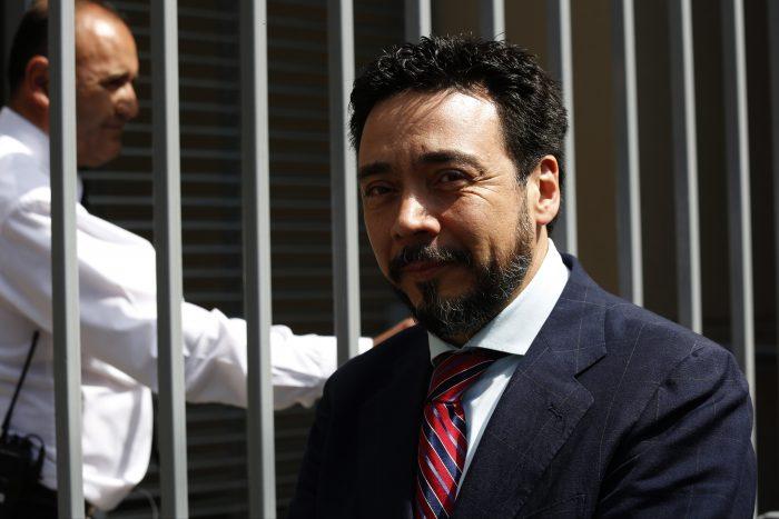 Fiscalía presenta ante la Corte Suprema solicitud de destitución contra Emiliano Arias