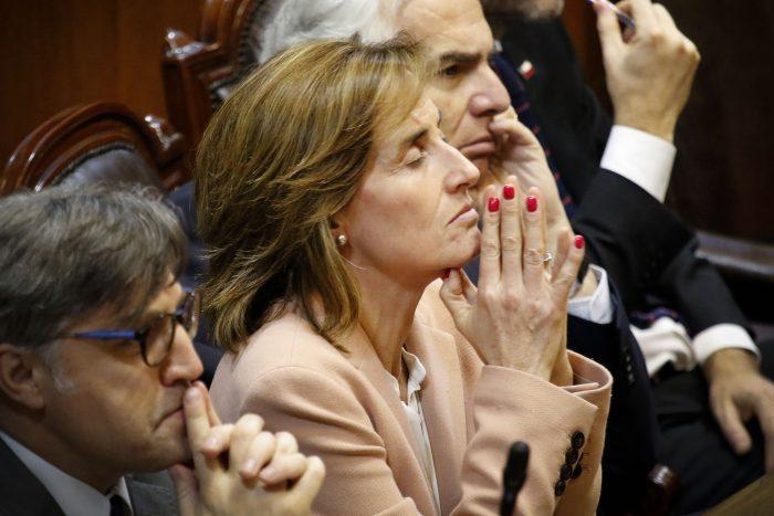 """Sigue su curso la acusación constitucional contra Cubillos: diputados rechazaron la """"cuestión previa"""""""