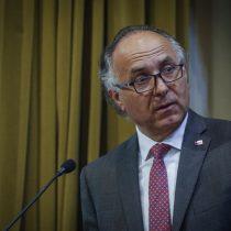 """Canciller Ribera ante reporte ONU: """"No podemos estar preocupados de informes más o informes menos"""""""