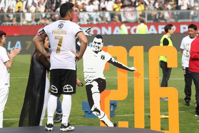 Regalo a los hinchas colocolinos: revisa los 216 goles de Esteban Paredes en el fútbol chileno