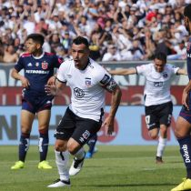 ANFP le restó un gol a Paredes y dejó de ser el goleador exclusivo del fútbol chileno