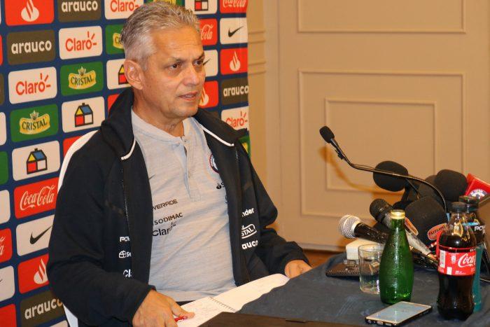 Previa Chile vs Colombia: Reinaldo Rueda da por cerrado el capítulo entre Bravo y Vidal